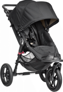 Baby Jogger City Elite - Guide til klapvogn