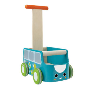 Plantoys bus gåvogn