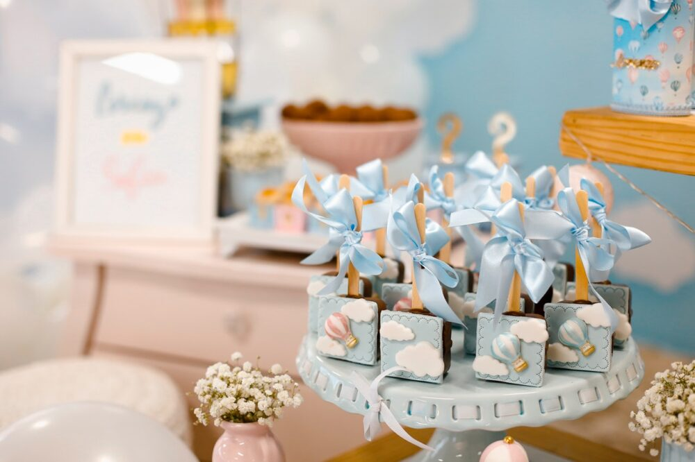 Babyshower - Den ultimative guide