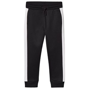 Calvin Klein Jeans Black Branded Sweatpants 4 years