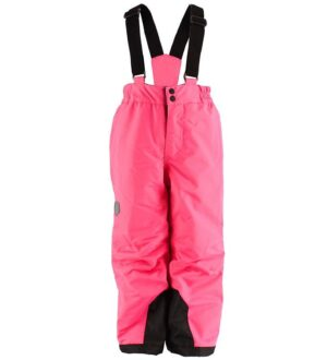 Color Kids Skibukser - Salix - Pink