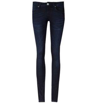 Cost:Bart Jeans - Nanna - Power Stretch - Blå Denim