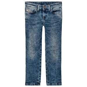 Diesel Acid Wash Skinzee Low Skinny Jeans 16 years