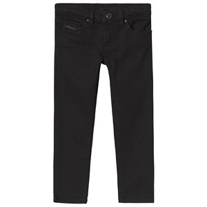 Diesel Black Skinzee Low Skinny Jeans 4 years