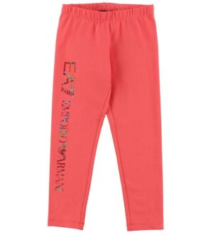 EA7 Leggings - Hot Pink