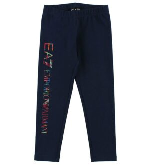 EA7 Leggings - Navy