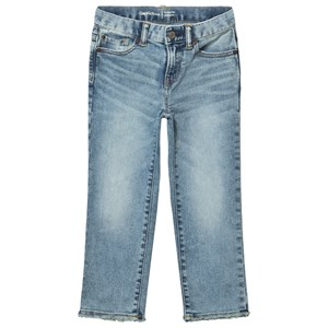 GAP Str8 Light Wash Fashion Jeans Blue 5 (5 Years)