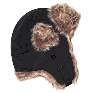 GAP Warmest Trapper Hat True Black S/M (52-54 cm)