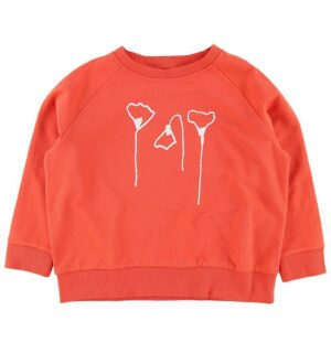 Gro Sweatshirt - Abby - Matt Red