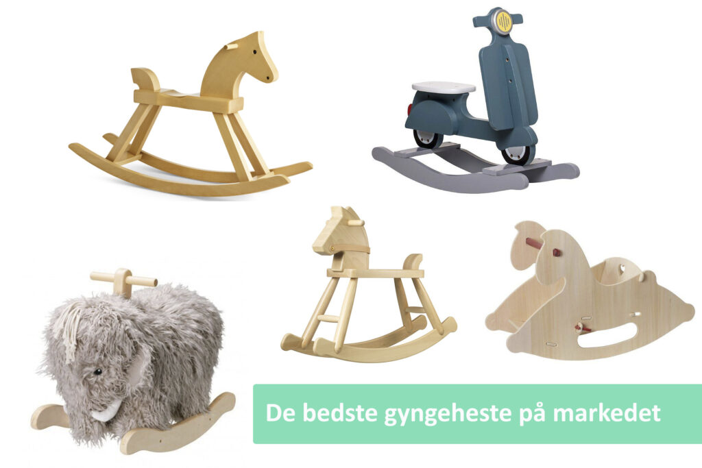 Gyngehest guide cover