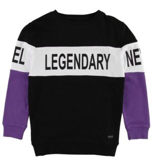 Hound Sweatshirt - Sort m. LEGENDARY
