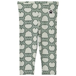 Little LuWi Green Snake Leggings 80 cm