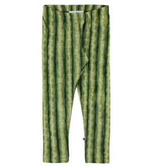 Molo Leggings - Niki - Cactus Stripe