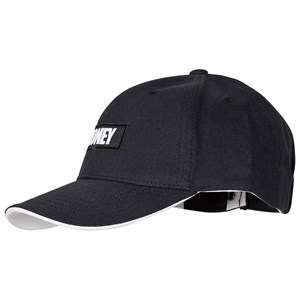 Money Logo Baseball Cap Black One Size