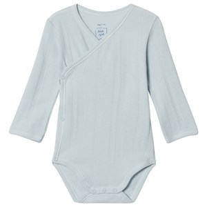 Noa Noa Miniature Frosted Blue Wrap Baby Body 9M
