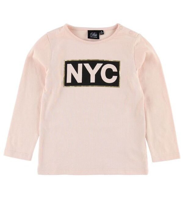 Petit by Sofie Schnoor Bluse - Pudder m. NYC