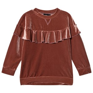 Petit by Sofie Schnoor Old Rose Sweatshirt 104 cm