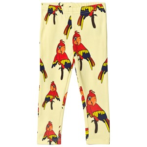 Tao&friends Parrot Leggings Yellow 116/122 cm