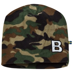 The BRAND Camouflage Print Fleece Hat 48/50 cm