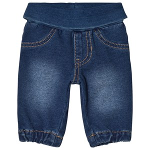 United Colors of Benetton Pull-Up Jeans Blue 68 (6-9 mdr)