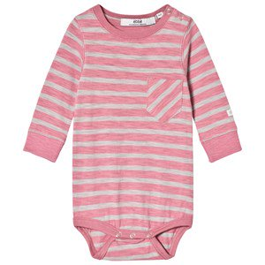 ebbe Kids Peg Baby Body Winter Pink/Grey 56 cm