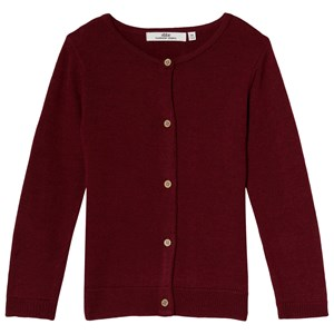 ebbe Kids Regina Cardigan Deep Red 104 cm (3-4 år)