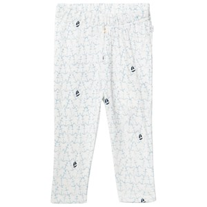 ebbe Kids Yizzi Leggings Ocean of Anchors 68 cm