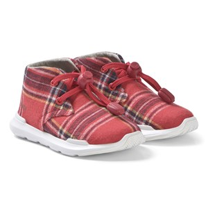 AKID Remington Plaid Shoes Tartan US 6 (UK 5, EU 22)