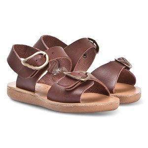 Ancient Greek Sandals Little Irini Sandals Chestnut 23 (UK 6.5)