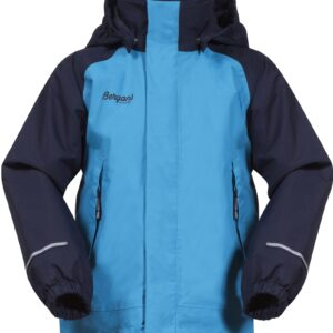 Bergans Storm Insulated Jakke, Polar Blue/Navy 92