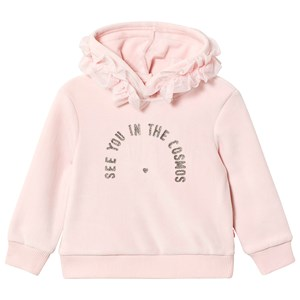 Billieblush See You In The Cosmos Hoodie Pink 3 years