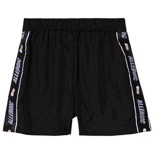 Caroline Bosmans Allergic Ribbon Shorts Nylon Black 4 år