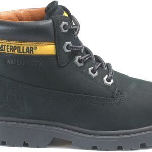 Caterpillar Colorado Fur WP Vinterstøvler, Black 27