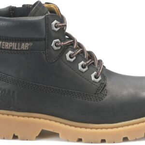 Caterpillar Colorado Zip Vinterstøvler, Black 27