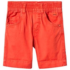 Catimini Orange Cotton Shorts 6 months
