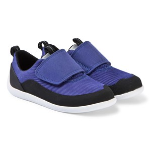 Clarks Blue Play Spark Trainers 21 (UK 5)