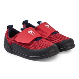 Clarks Red Spiderman Velcro Trainers 22 (UK 5.5)