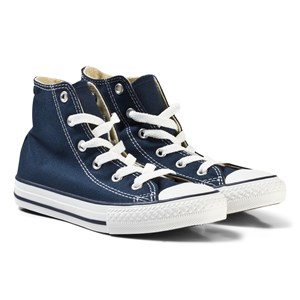Converse Navy Chuck Taylor All Star High Top Trainers 31.5 (UK 13)