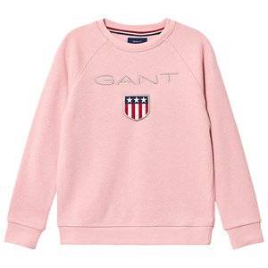 GANT Shield Sweatshirt Pink 92cm (2 years)