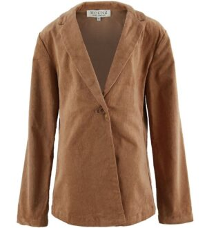 Hound Blazer - Fløjl - Light Brown
