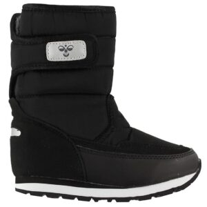 Hummel Vinterstøvler - Reflex Winter Boot Jr - Sort