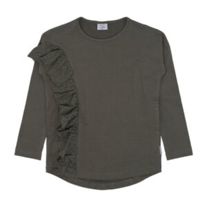 Hust & Claire - T-shirt Olive Dust
