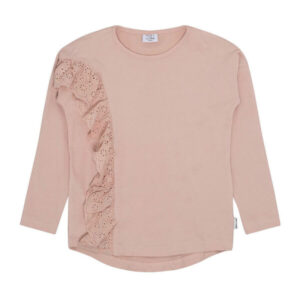 Hust & Claire - T-shirt Peach Rose