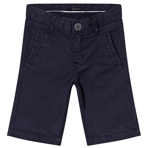 IKKS Marineblå Chino shorts 4 years