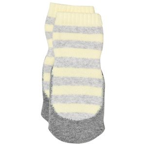 MP Clio Terry Sock Slippers Wax Yellow 0 (0-6 mdr)