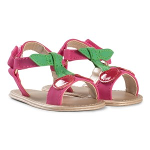 Mayoral Fuchsia Cherry Sandals 15 (newborn)