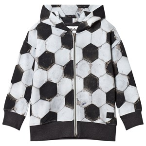 Molo Maurice Hoodie Football Structure 152 cm (11-12 år)
