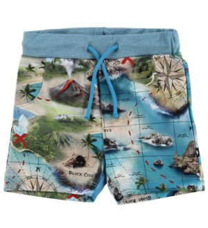 Molo Shorts - Simroy - Treasure Map