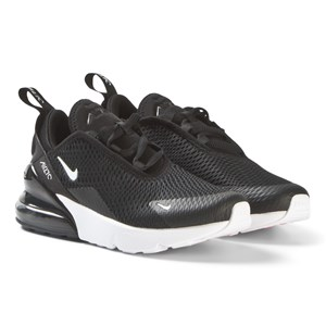 NIKE Black Nike Air Max 270 SE Shoes 27.5 (UK 10)