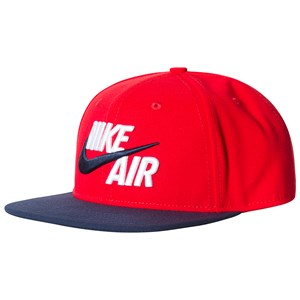NIKE Red Nike Air Pro Cap One Size